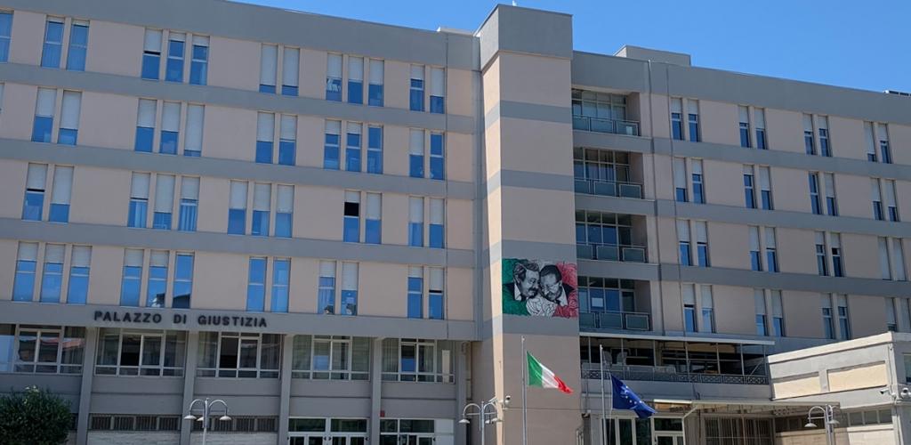 Foto carousel del Tribunale di Crotone